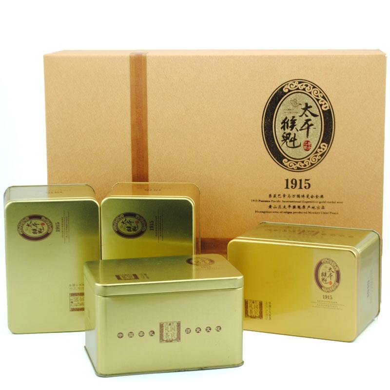 太平猴魁 1915 国宾礼茶 礼盒图片